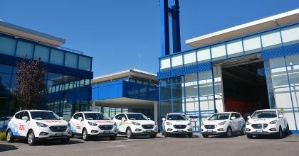 mercato auto a idrogeno Hyundai ix35 Fuel Cell 2016