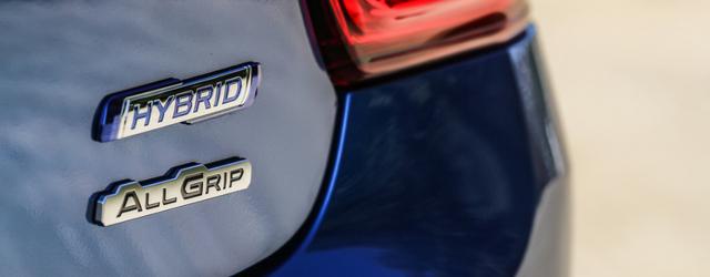 Auto ibride Suzuki