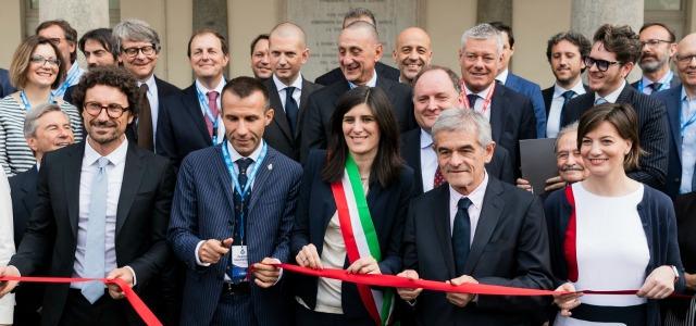 Salone di Torino 2018 taglio nastro