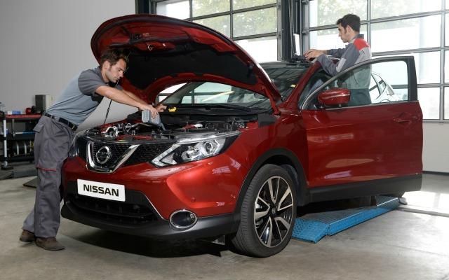 Programmi post vendita Nissan