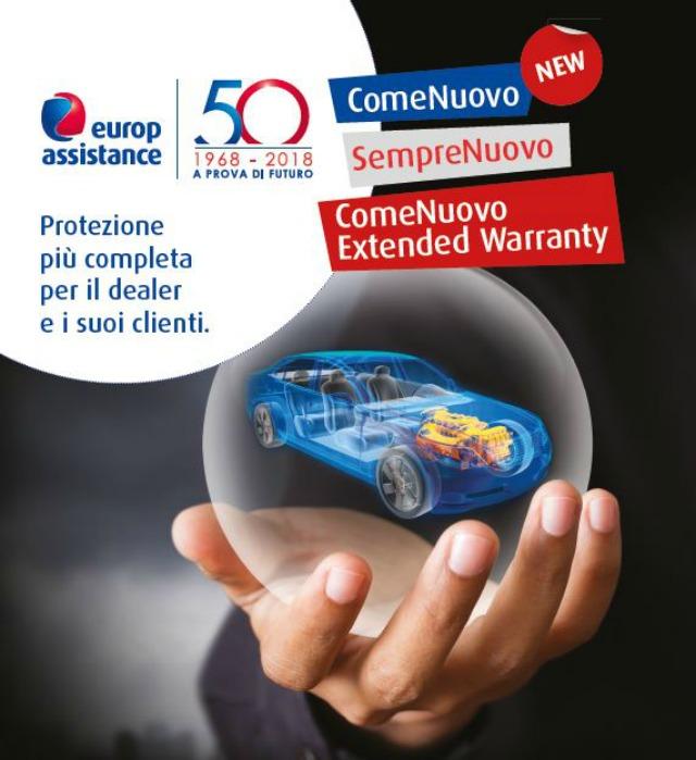 Europ Assistance offerta Dealer