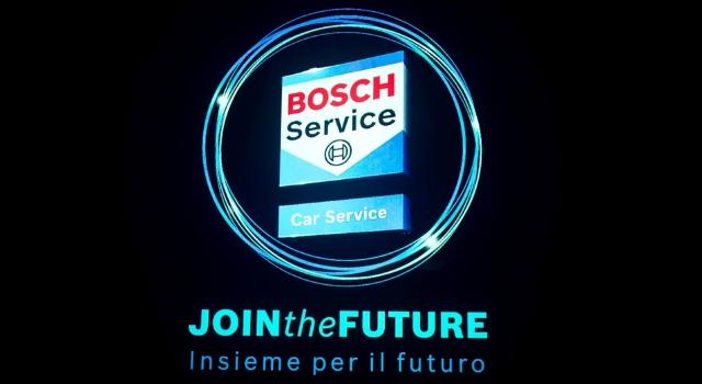 Bosch Car Service: le officine del futuro saranno digitali e connesse