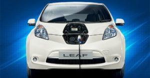 Nissan Leaf, elettrica