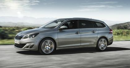 Peugeot: in arrivo la 308 SW