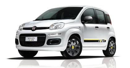 """Fiat Panda e Punto Young, una rinfrescata alle """"piccole"""""""