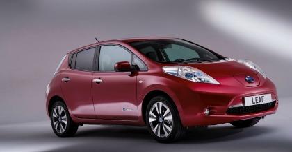 Nissan: al via gli incentivi sull'elettrica Leaf