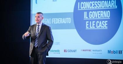 Convegno Federauto: restare uniti per uscire dalla crisi