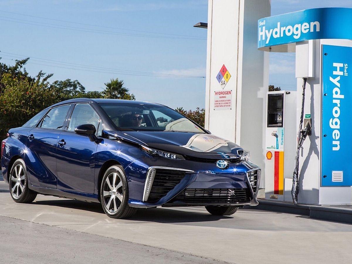 Toyota-Nissan-Honda insieme per la tecnologia a idrogeno