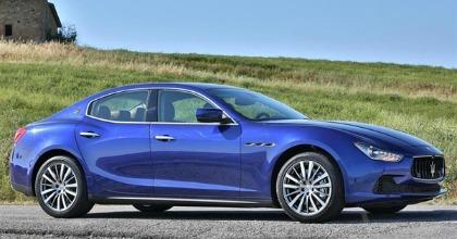 Maserati approda in India con tre concessionarie