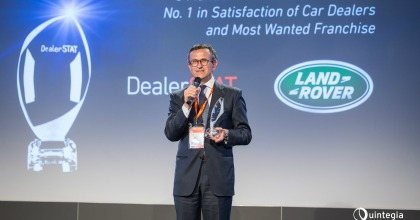 Land Rover, il marchio più apprezzato dai dealer italiani