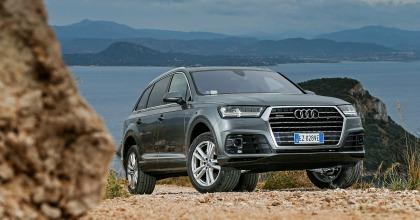 """""""Q experience days"""", il test drive dei Suv targati Audi"""