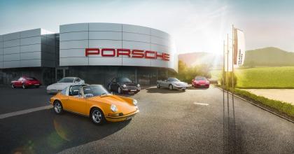 Porsche Classic: apre in Belgio il primo centro per le Oldtimer