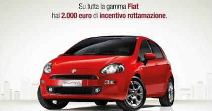 "Tornano gli incentivi Fiat, a gennaio due ""porte aperte"""