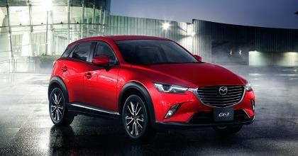 Crescita record di Mazda, primo posto nel Quality Report 2015