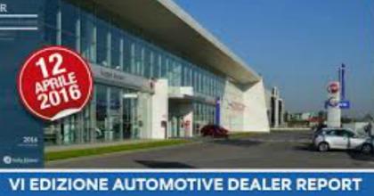 vendite concessionari 2015 evento Automotive Dealer Report