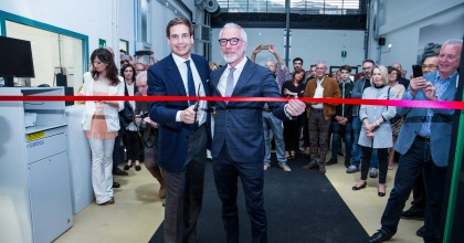 A Genova, il nuovo centro assistenza Porsche di Erre Esse