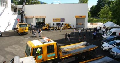 Aci Global, a Bressanone nasce il primo centro di soccorso diretto