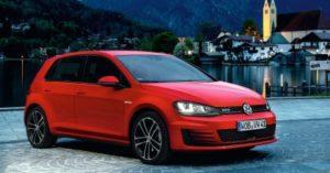 Volkswagen Golf la più amata tra le auto usate