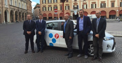 "Yukõ: il car sharing italiano con Toyota diventa ""full hybrid"""