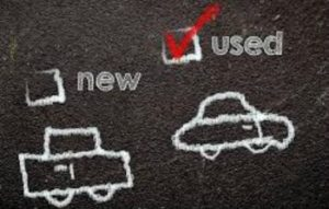 Mercato auto usate 2017