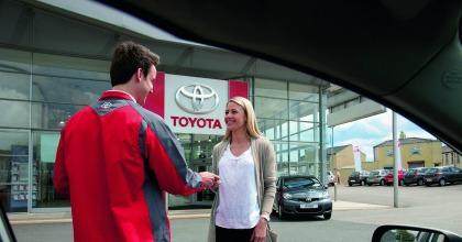 Toyota Plus e Lexus Select: ecco i nuovi programmi usato