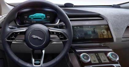 La nuova Jaguar I-Pace, il Suv elettrico del 2018