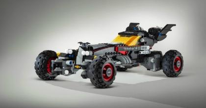 Curiosità da Detroit: l'incredibile Batmobile Lego