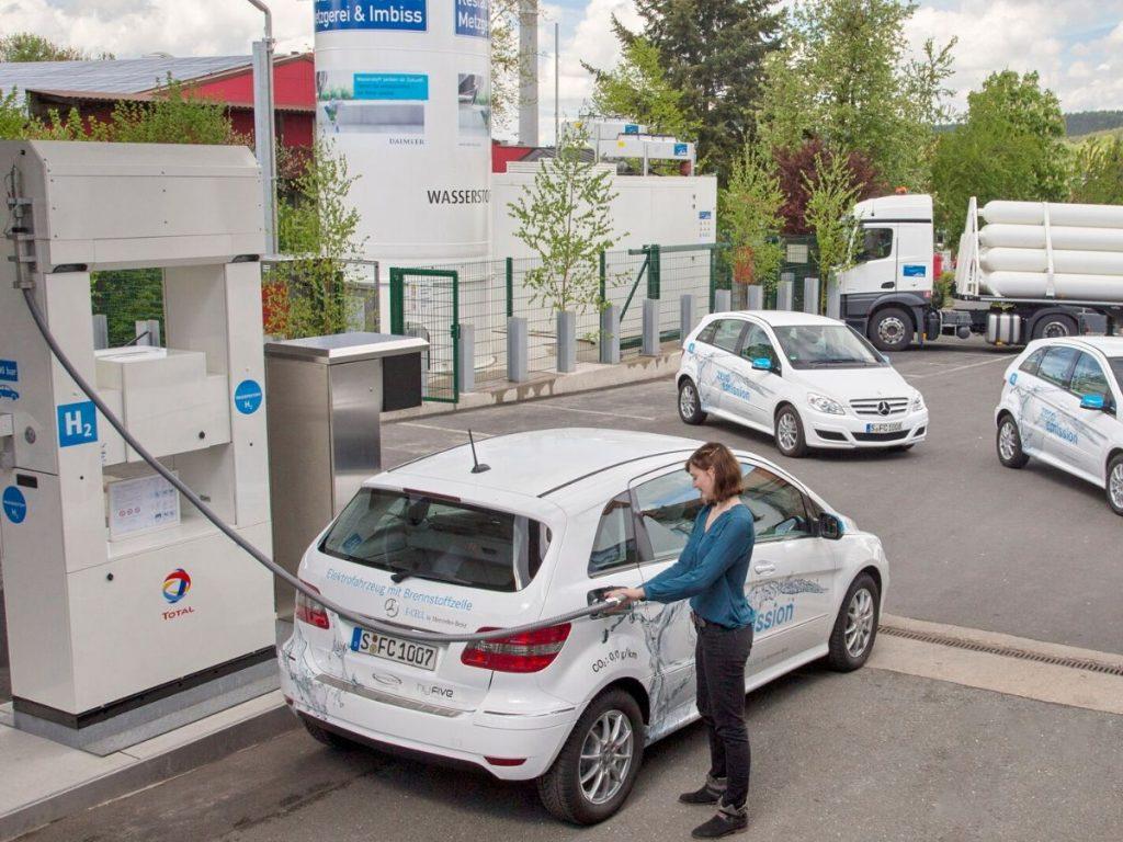 Il futuro delle auto a idrogeno non è lontano