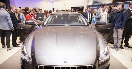Maserati, nuova concessionaria Gino in Piemonte