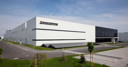 "A Bridgestone Examation il ""Tire Manufactoring Innovation of the Year 2017"""
