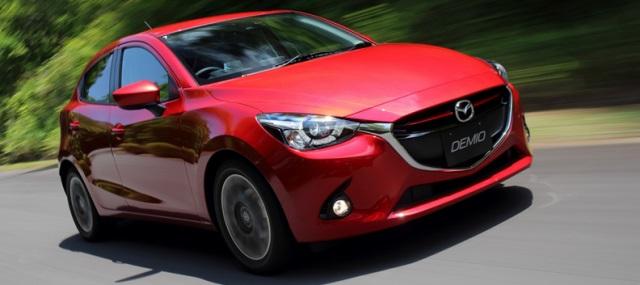 Nuova Mazda2 Salone di Ginevra 2017