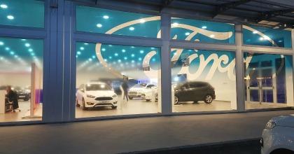 Novità a Salerno: ecco il nuovo FordStore GRN
