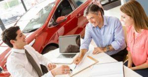 come vendere un'auto in concessionaria