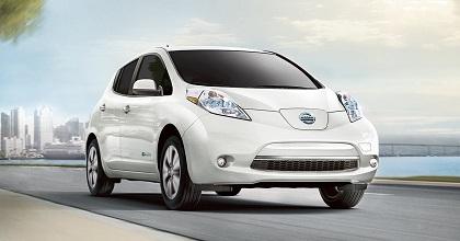 Inaugurate 4 nuove colonnine di ricarica per i veicoli elettrici Nissan