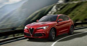 vendite Alfa Romeo Stelvio 2017