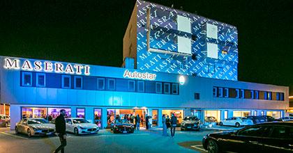Collaborazione tra Gruppo Ferri e Autostar per il brand Maserati in Friuli