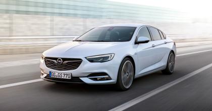 Novità in concessionaria: ecco la Opel Insignia Grand Sport, berlina in stile coupé