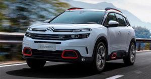 offensiva SUV Citroen al Salone di Shangai 2017