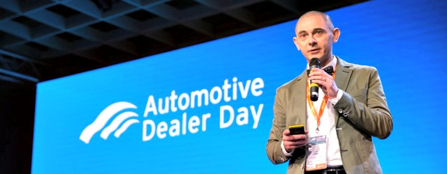 Luca Villotta (Autostar) ad Automotive Dealer Day 2017