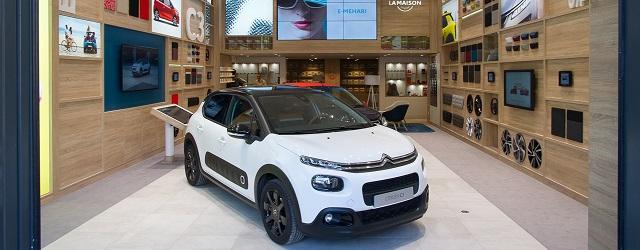 La Maison Citroën di Parigi