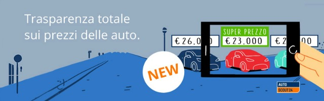 Le auto usate più convenienti su AutoScout24