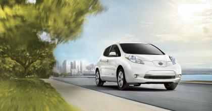 Nissan: Bruno Mattucci premiato come manager della mobilità elettrica