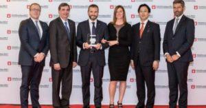 La concessionaria Fuji Auto vince il premio Ichiban 2017