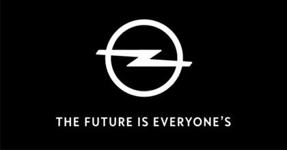 """""""Il futuro appartiene a tutti"""": lo slogan che accompagna il nuovo logo di Opel"""