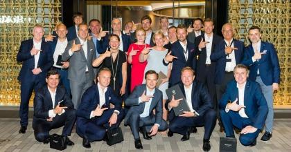 Lexus premia i 10 migliori dealer europei con il Kiwami Award