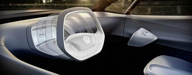 Volkswagen ID Salone di Francoforte 2017