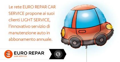 Le novità della rete di officine indipendenti Euro Repar Car Service