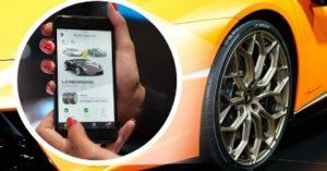 pneumatico connesso Pirelli