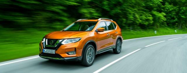 Nuovo Nissan X-Trail 2017