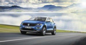 Suv compatti nuova Volkswagen T-Roc 2017